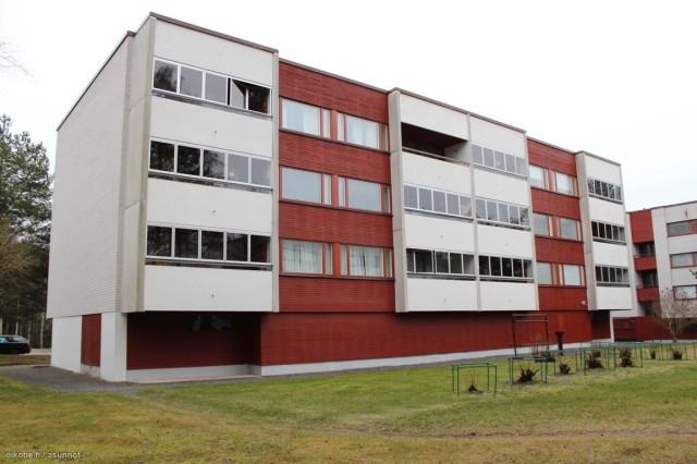 Myynnissä - Kerrostalo, Suvilahti, Vaasa: 2h+k+parveke - Vähäkyrönkatu 4, 65350 Vaasa | Oikotie