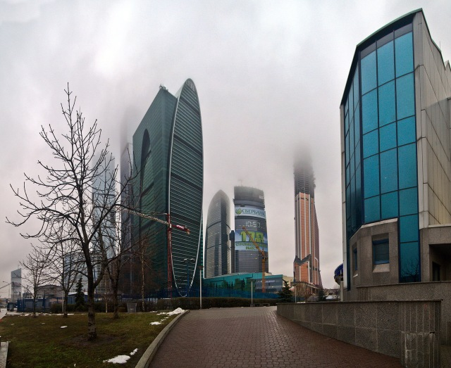 MOSCOW | International Business Center - Page 136 - SkyscraperCity